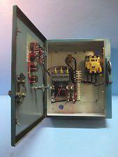 Allen Bradley 713  Size 3 Starter 100 Amp Breaker Type 12 Combination 709-DOD. See more pictures details at http://ift.tt/1T5WT3x