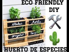 YouTube Outdoor Decor, Plants, Diy, Grande, Gardening, Decoration, Youtube, Gardens, Herb Planters