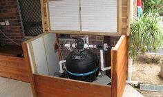 Gallery « Safeside Pool Pump Covers