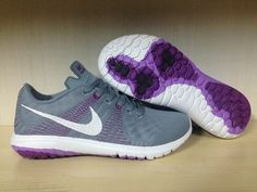 19a1695b6e34 Women Nike Flex Fury Dark Grey White Persian Violet