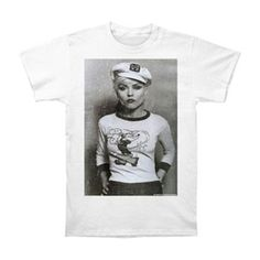 >> Click to Buy << Blondie Men's Sailor Debbie Slim Fit T-shirt Medium White 2017 Fashion Short T Shirts Short Sleeve Men'S Funny Harajuku #Affiliate