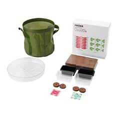 Kweekaccessoires - Sierpotten & planten - IKEA