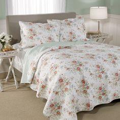 Found it at Wayfair - Arundel Reversible Cotton Quilt Set http://www.wayfair.com/daily-sales/p/Charming-Quilts-%26-Comforters-Arundel-Reversible-Cotton-Quilt-Set~LBA2475~E19802.html?refid=SBP.-tVaSOxg3xxNIB5yDDWM0r8PkJvX20TFt-YspBKMeSM