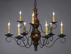 Shreveport Chandelier, 9-Arm Dining Room Light Fixtures, Dining Room Lighting, Entryway Chandelier, Wall Lights, Ceiling Lights, Country Decor, Candle Sconces, Sweet Home, Chandeliers