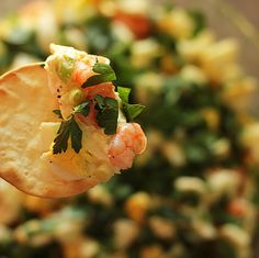 Curry Shrimp Dip