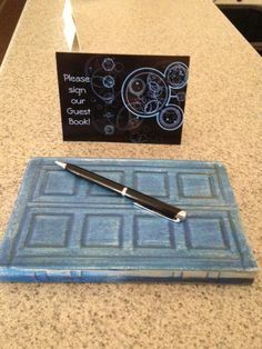 Doctor who guest book