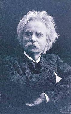 Edvard Grieg - Great photo