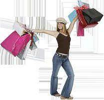 Order Clothes To Sell in a Store
