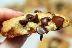 SECRET INGREDIENT CHOCOLATE CHIP COOKIES!!!