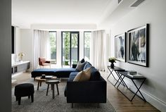 Toorak Apartment 3 | *Sofa tables that can be moved