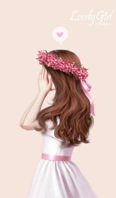 37 ideas for wall paper art girl Lovely Girl Image, Girls Image, Anime Art Girl, Anime Girls, Cute Girl Wallpaper, Couple Wallpaper, Kawaii Wallpaper, Wallpaper Desktop, Disney Wallpaper