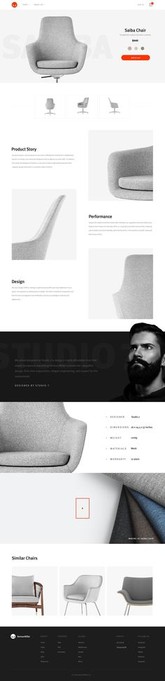 56 Ideas For Furniture Design Layout Presentation Layout Web, Website Design Layout, Layout Design, Minimal Web Design, Interface Web, Interface Design, Page Design, Ui Design, Web Design Mobile