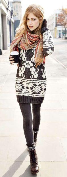 Super stylisches Herbstoutfit für kühle Tage <3 stylefruits Inspiration <3