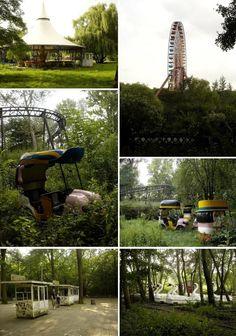 Abandoned Amusement Spree Park