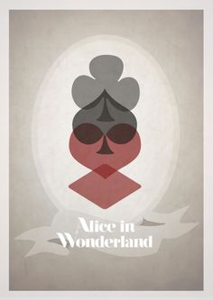 Cartaz Alice in Wonderland