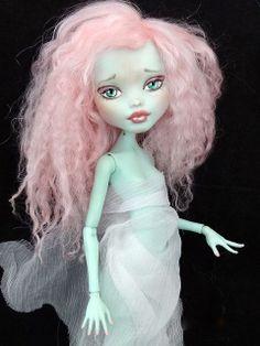 Pink Fran by Marina's art dolls, via Flickr
