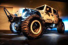 Custom #Jeep Wrangler unlimited