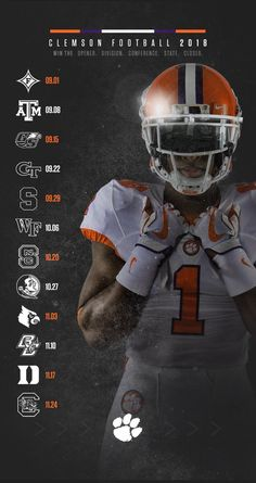 Ohio State Football, College Football, American Football, Football Game Schedule, Sports Graphic Design, Sport Design, Coach K, Schedule Design, Football Design