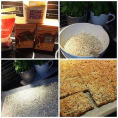 Kesobröd – lowcarb månad dag 12 | Natalis.se - en blandning av sött och salt