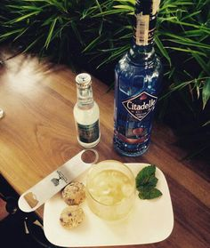 Picadilly Gin en el kaffe florida