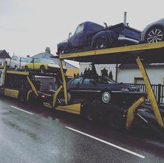 Byb bye Alfa - on the way to Holland Alfa 164, Retro Cars, Alfa Romeo, Cars Motorcycles, Holland, Retro Vintage, History, Vehicles, Instagram Posts