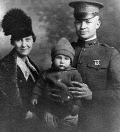 Doud Dwight Eisenhower (1817-1921) Son of Dwight D. & Mamie Doud Eisenhower. He died of Scarlet Fever.