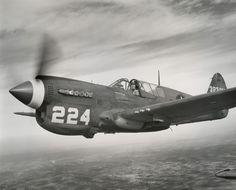 P-40 Randolph Field, TX