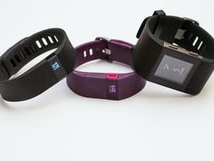 Fitbit Charge, Charge HR and Surge unveiled: Hands-on with Fitbit's new wearables - CNET