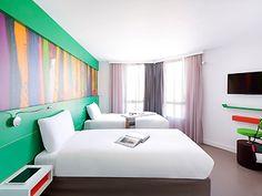 Economic hotel MONTPELLIER - ibis Styles Montpellier Centre Comedie