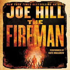 I finished listening to The Fireman: A Novel (Unabridged) by Joe Hill, narrated by Kate Mulgrew on my Audible app. Try Audible and get it free. Free Books, Good Books, Books To Read, Nos4a2, Kate Mulgrew, Best Horrors, Horror Books, Price Book, Bestselling Author