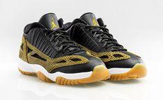 Release Date: Air Jordan 11 IE Low 'Croc'