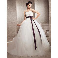MARGARET - Kleid für die Braut aus Tüll – EUR € 206.24