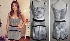 a Vestido Casual, Sexy, Two Piece Skirt Set, Plaid, Blouse, Skirts, Dresses, Fashion, White Dress Casual