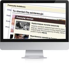 Nextclick - analizuje zachowanie Twoich użytkowników, sugerując im najlepsze treści w serwisie. Wzrost odsłon, czasu spędzanego i zarobków!