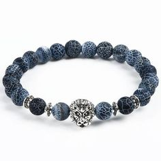 Animal Natural Stone Beads Bracelets - Various Styles/Colors - Special Offer