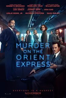 Image result for murder on orient express 2017
