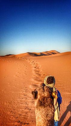 Merzouga Desert, Marocco