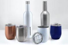 Vodka Bottle, Water Bottle, Table Setting Inspiration, Wine Table, Insulation, Table Settings, Entertaining, Drinks, Shop