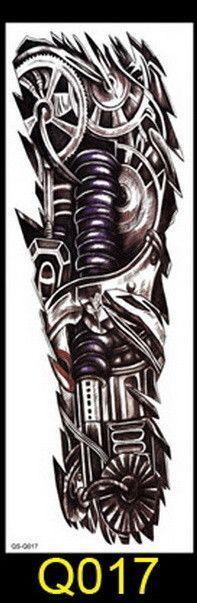 tattoo sticker body art