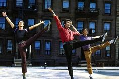 West Side Story  Best broadway to film musical ever.   Oh the dancing !