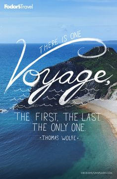 Fodor's provides expert travel content worth exploring so you can dream up your next trip. Travel Europe Cheap, Rv Travel, Travel Style, Travel Guides, Thomas Wolfe, Best Travel Quotes, Travel Words, Travel Checklist, Camping Life