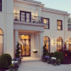 I'd love to come home to this beauty. #dreamhome#house #luxury #future #fancy