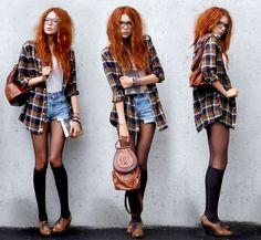 The Fashion Stylings of Ebba Zingmark