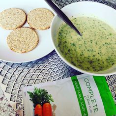 HAVE YOU TRIED OUR 👇🏻👇🏻💗 Super veggie soup 🥦🥕🍵 Perfect for a lazy lunch or those on the go 🏃🏼♀ Full of and all the nutrition of a balanced meal 🙌🏼 Fresh Fruits And Vegetables, Veggies, Juice Plus Capsules, Breakfast Juice, Health Programs, Veggie Soup, Vegetable Nutrition, Morning Inspiration, Nutritional Supplements