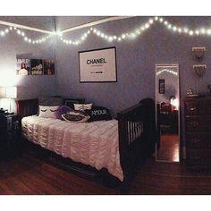 Teen Rooms Tumblr Room Sovrums Ideer Pinterest