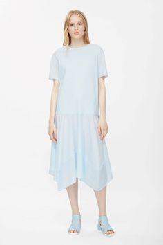 COS | Flared panel dress