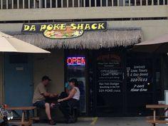Da Poke Shack- best poke on Big Island (Kailua-Kona)
