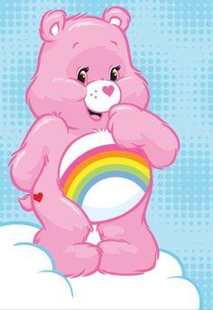 Cheer Bear Osito Cariñoso Care Bears