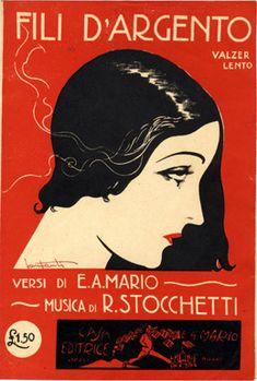 Fili d'Argento, 1930 (ill.: Bonfanti); ref. 8331