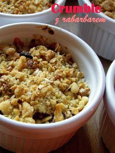 rabarbarowy oksymoron na talerzu | BlueberrySoul